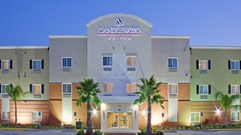 Exterior photo of Candlewood Suites