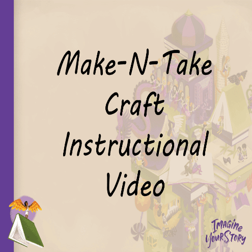 Make n Take Craft Video Opens in new window